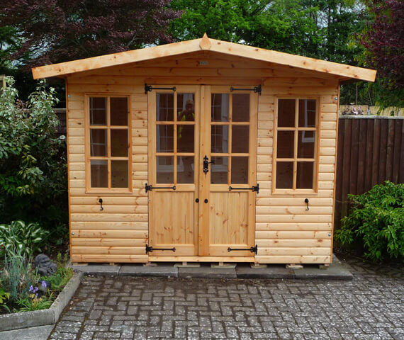 Wooden Summer Houses From Harker Garden Buildings