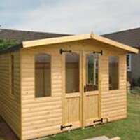 10x8ft summerhouse