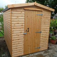 7ftx5ft garden shed